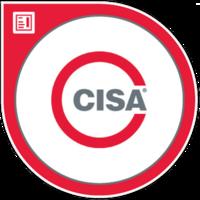 cisa badge